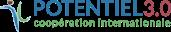 Potentiel 3.0 Logo